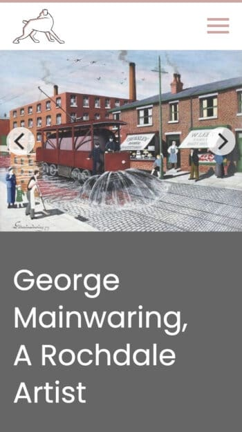 George Mainwaring Mobile