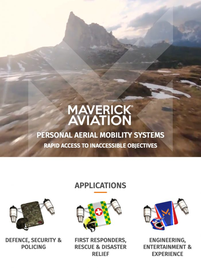 Maverick Aviation Tablet
