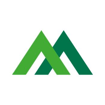 Logo M Pantone