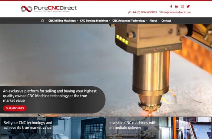 PURECNC Desktop