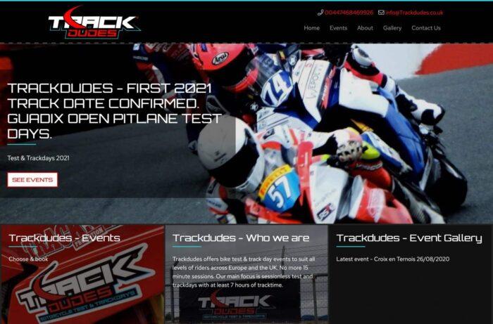 track dudes desktop