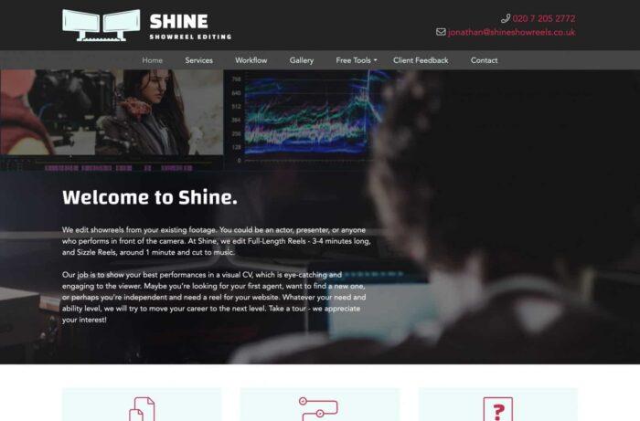 Shine Desktop