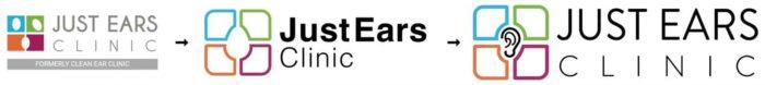 just ears Logo development image