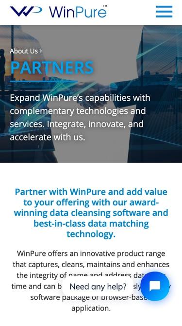 WinPure Mobile