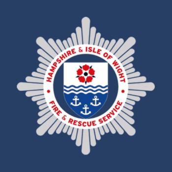 Hants & IOW Fire logo