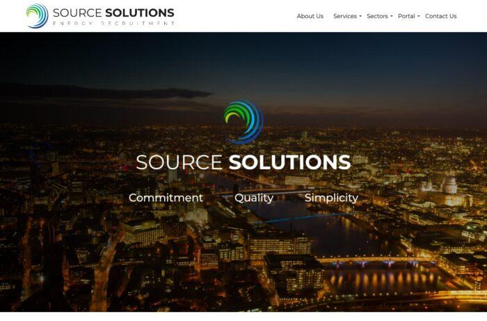 Source Solutions Desktop