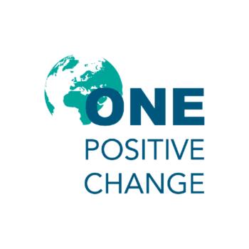 One Positive Change Logo