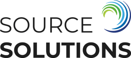 Source Solutions Logo Design