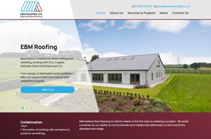 EBM Roofing Desktop