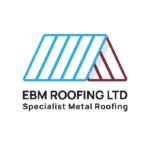 EBM Roofing Logo